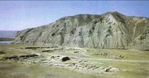 The Hellenistic City of Ai Khanum.