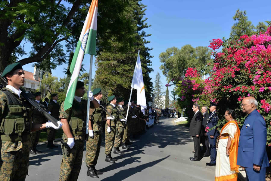 kovind-cyprus-welcome